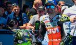 Crutchlow breaks lap record in Jerez qualifying
