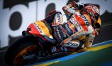 Marquez eases to French GP win as title rivals crash