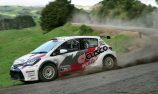 Positive test for Young and Cusco Toyota ahead of International Rally Whangarei