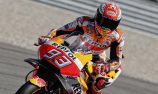 Marquez fastest in frantic end to qualifying