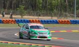 Kelly fastest in opening Darwin practice