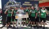 Kelly secures pole for Race 16 at Hidden Valley