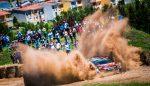 FIA WORLD RALLY CHAMPIONSHIPRALLY ITALY SARDEGNA
