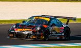 Walkinshaw Porsche on pole for PI101