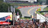 Formula 1 confirms Spa contract extension
