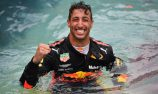 Ricciardo reveals subdued Monaco celebrations