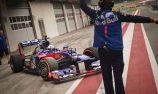 VIDEO: MotoGP champ Marquez tests F1 car