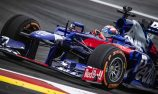 GALLERY: Marc Marquez tests Toro Rosso F1 car