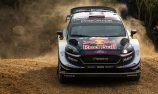 Ogier leads muddy Rally Italia Sardegna