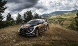 Lead battle closes on Rally Italia Sardegna