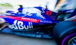 Red Bull Racing switches to Honda F1 power