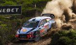 Neuville wins thriller in Rally Italia Sardegna