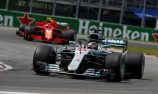 Mercedes drivers hoping for upgraded engine in France