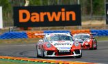 Wall fastest in red flag riddled Carrera Cup practice
