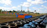 Barrier upgrades installed at Hidden Valley Raceway