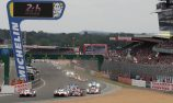 Toyota dominates opening stages at Le Mans