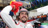 Alonso 'stressed' over late Le Mans failure
