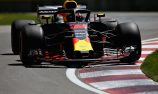 Verstappen sets the pace in Montreal practice