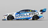 BJR shows off Jones Darwin wildcard livery