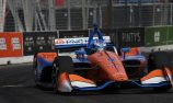 Dixon wins eventful Toronto IndyCar race