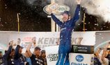 Truex Jnr sweeps Kentucky NASCAR race