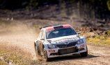 Evans dominates Heat 1 of Rally Tasmania