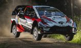 Tanak leads duel with Ostberg in Finland