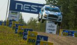 Holder marks off bucket list Rally Finland