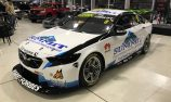 Brad Jones Racing uncovers new livery for Percat