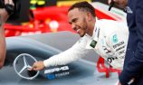 Lewis Hamilton renews with Mercedes