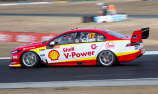 McLaughlin fastest in final QR Supercars practice