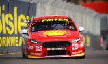 McLaughlin takes pole for Townsville opener