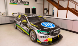 HP branding for Triple Eight cars at Townsville