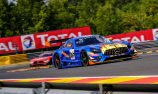 Aussie expat second-fastest in opening Spa practice