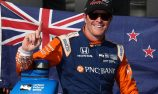 Scott Dixon re-signs with Chip Ganassi Racing