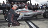 Power claims record equaling pole at Pocono