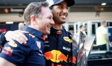 Horner thought Ricciardo departure was a joke