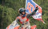 Dovizioso triumphs over Lorenzo, Marquez in Brno
