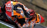 Marquez fastest in Brno in-season test