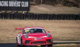 Ragginger on pole in hectic Porsche Asia qualifying