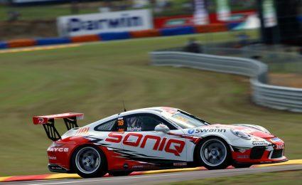 Moffat: Enduro drive secondary to Carrera Cup