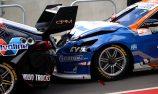 Tander labels Heimgartner a 'muppet' after pit lane clash
