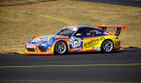 Love holds off Moffat for maiden Carrera Cup win