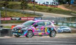 Tough rallycross weekend for Cox despite speed