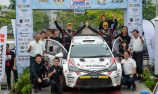 Podium finish for Young and Cusco Team in Malaysia