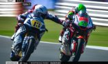 VIDEO: Rider grabs rival's brake during race
