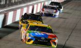 Kyle Busch wins at Richmond from rear of field