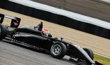 McElrea stars in Road To Indy testing