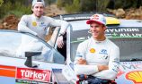 Mikkelsen quickest in Turkey Stage 1, mistake for Ogier