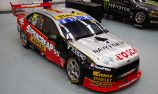 Classic Supercheap Auto colours for Mostert Falcon